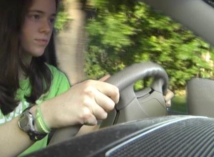 car driving screenshot